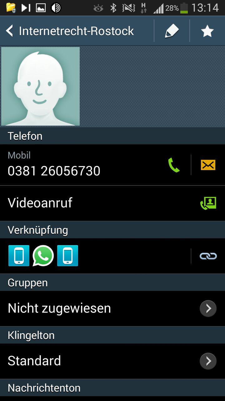 treffen durch whatsapp handy nummer erreichen