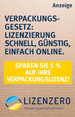 Lizenzero Onlinebanner 155px
