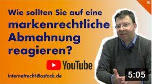 Youtube Reagieren Auf Markenrecht